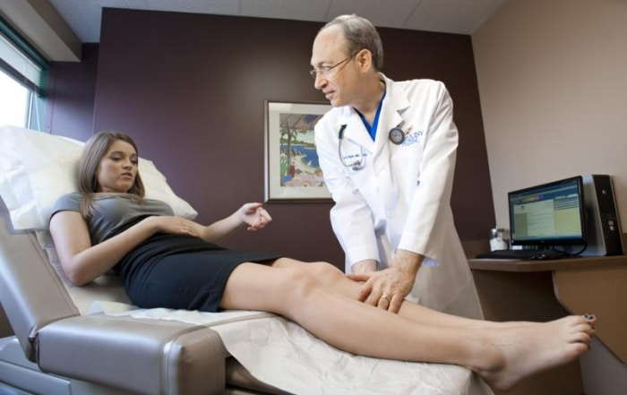 How are Spider and Varicose Veins Evaluated?