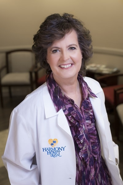 Susan Devers, MSN at Harmony Heart Group in Plano TX cardiology office