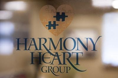 harmony heart group Plano TX cardiology practice logo