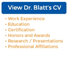 Brian T Blatt, DO physician CV information
