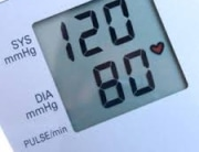 blood pressure numbers