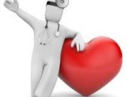 cardiologist animated with heart in Plano TX